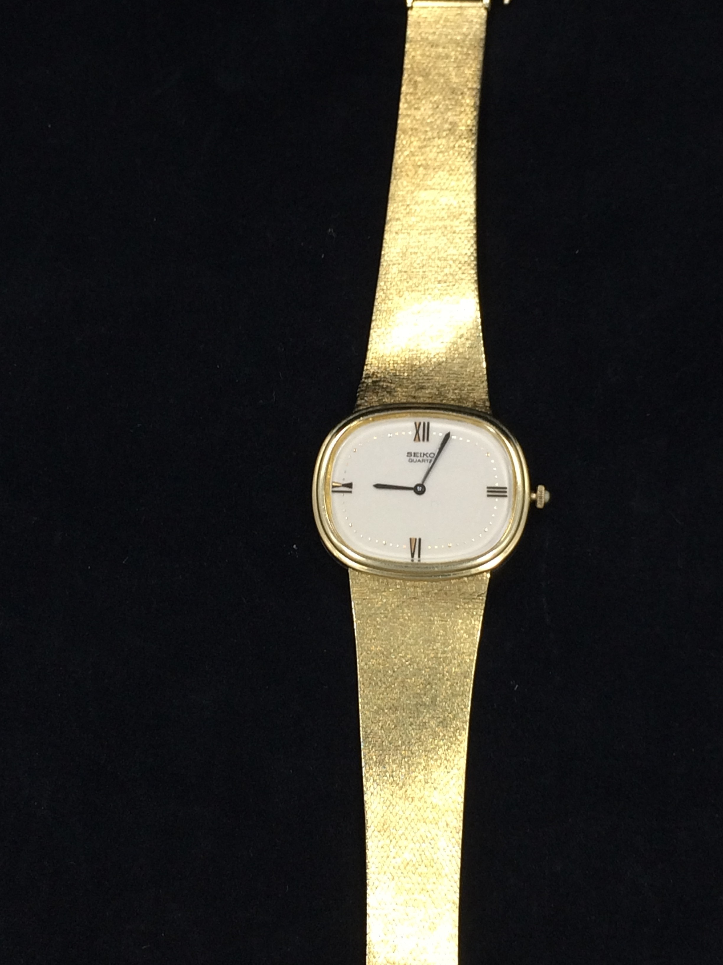 Gents Gold Watch