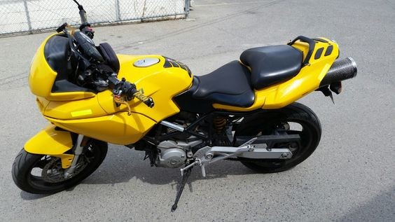 2006 Ducati 620 Multistrada