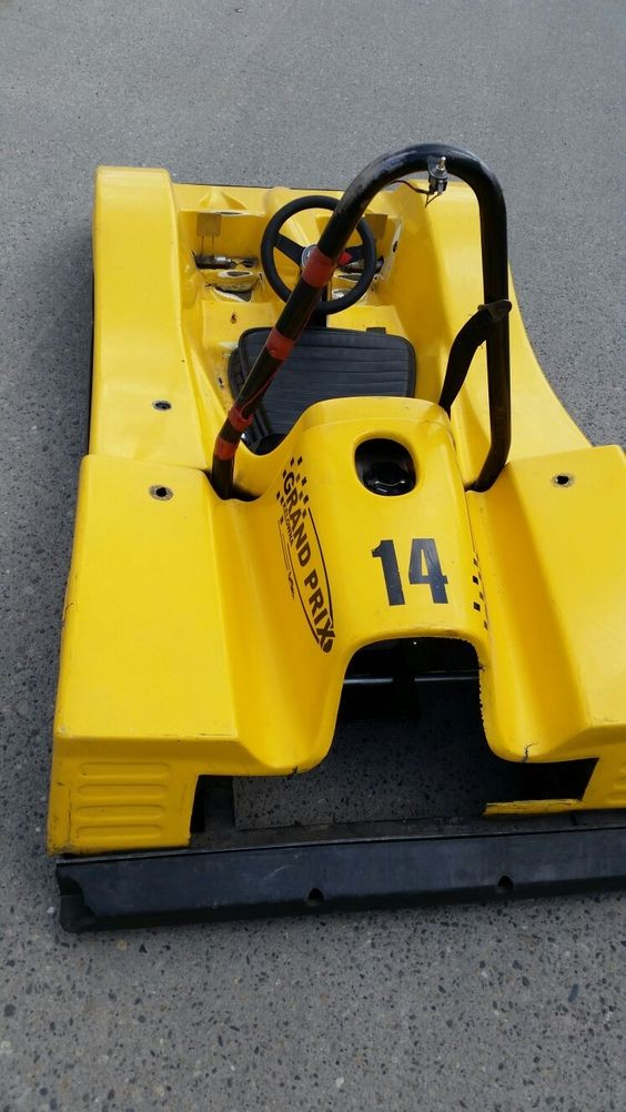 Honda Powered Go Cart